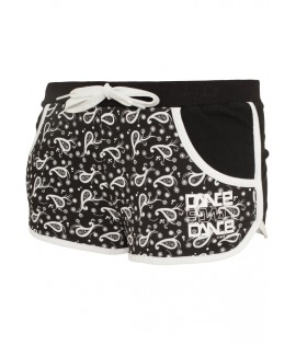 Mini-short Bandana Urban Dance Paisley Hot Pant