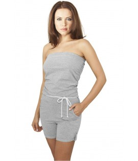 Ensemble Urban Classics Gris Hot Jumpsuit