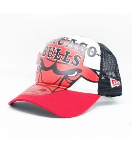 Casquette à filet Chicago Bulls NBA RETRO PACK