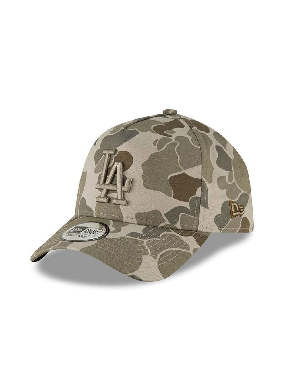 Casquette trucker Los Angeles Dodgers CAMO AFRAME