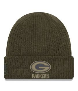 Bonnet doublé polaire Green Bay Packers SALUTE TO SERVICE