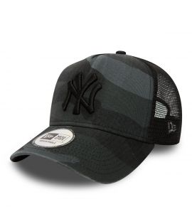 Casquette trucker New York Yankees WASHED