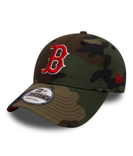 Casquette incurvée Boston Red Sox CAMO TEAM 940