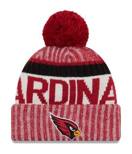 Bonnet pompon Arizona Cardinals SPORT KNIT
