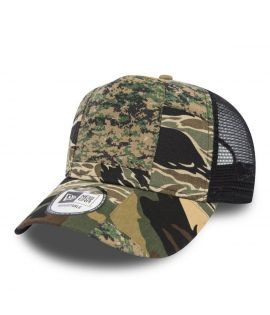 Casquette filet PATCHWORK CAMO