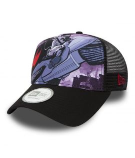 Casquette trucker BATMAN
