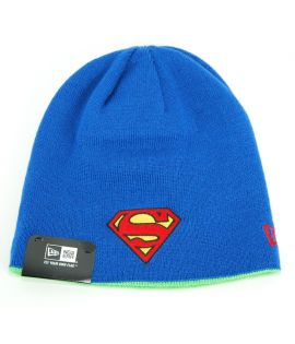 Bonnet réversible SUPERMAN