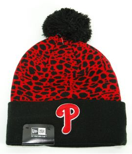 Bonnet pompon Philadelphie Phillies PEBBLE