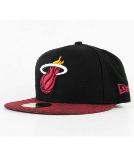 Casquette Miami Heat 59FIFTY