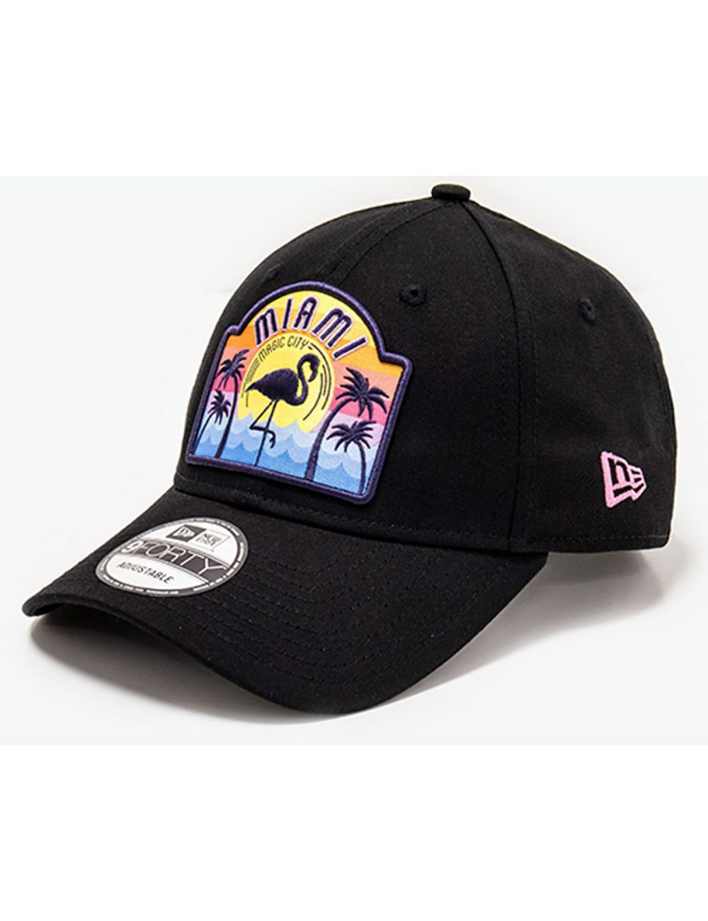 Casquette incurvée USA PATCH 9FORTY
