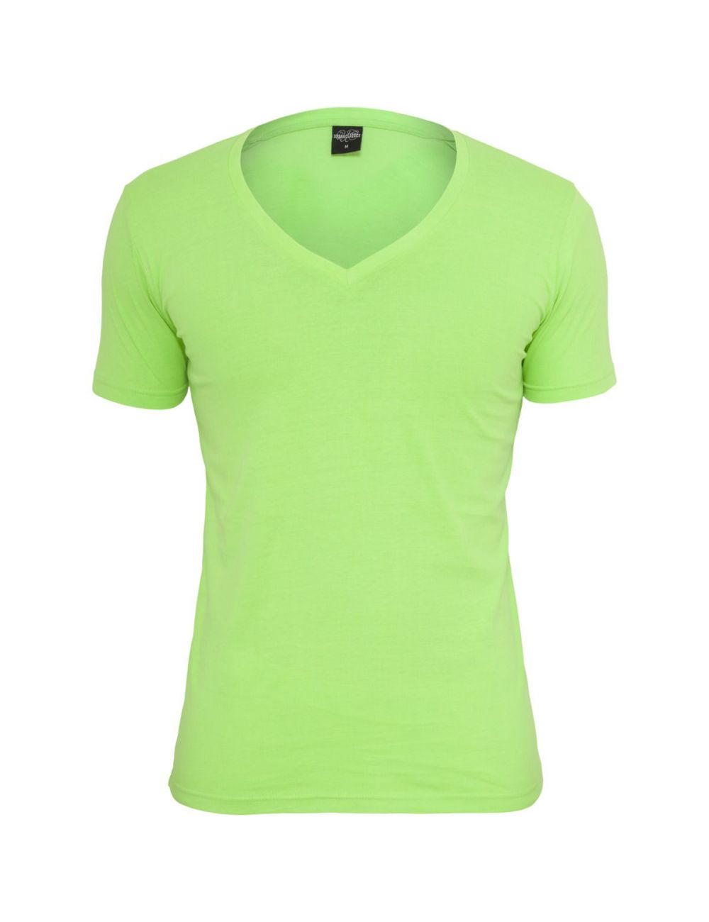 T-shirt col V slim