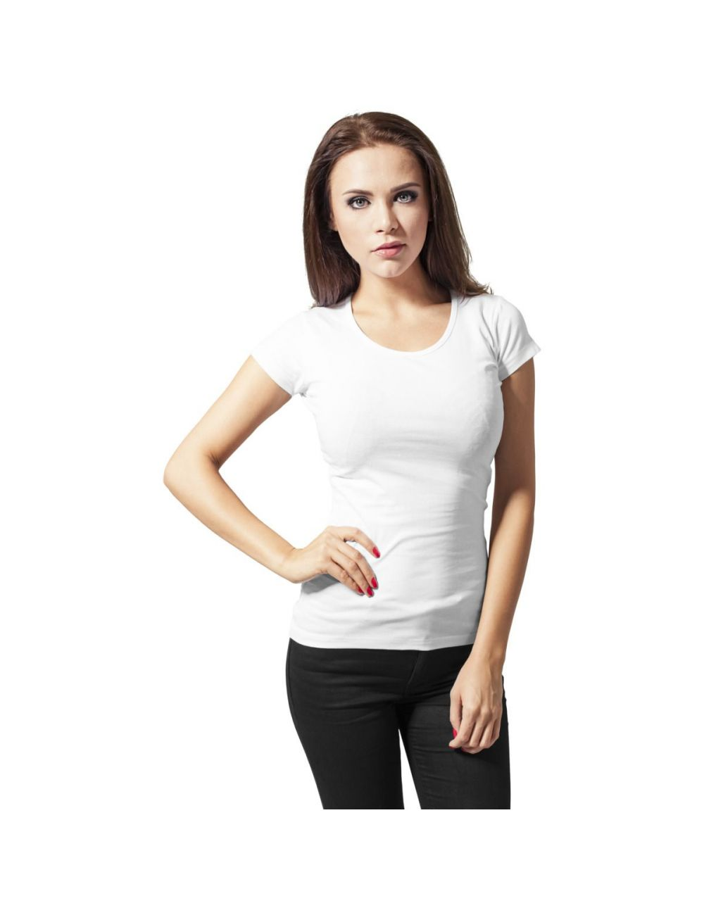 T-shirt manches courtes stretch