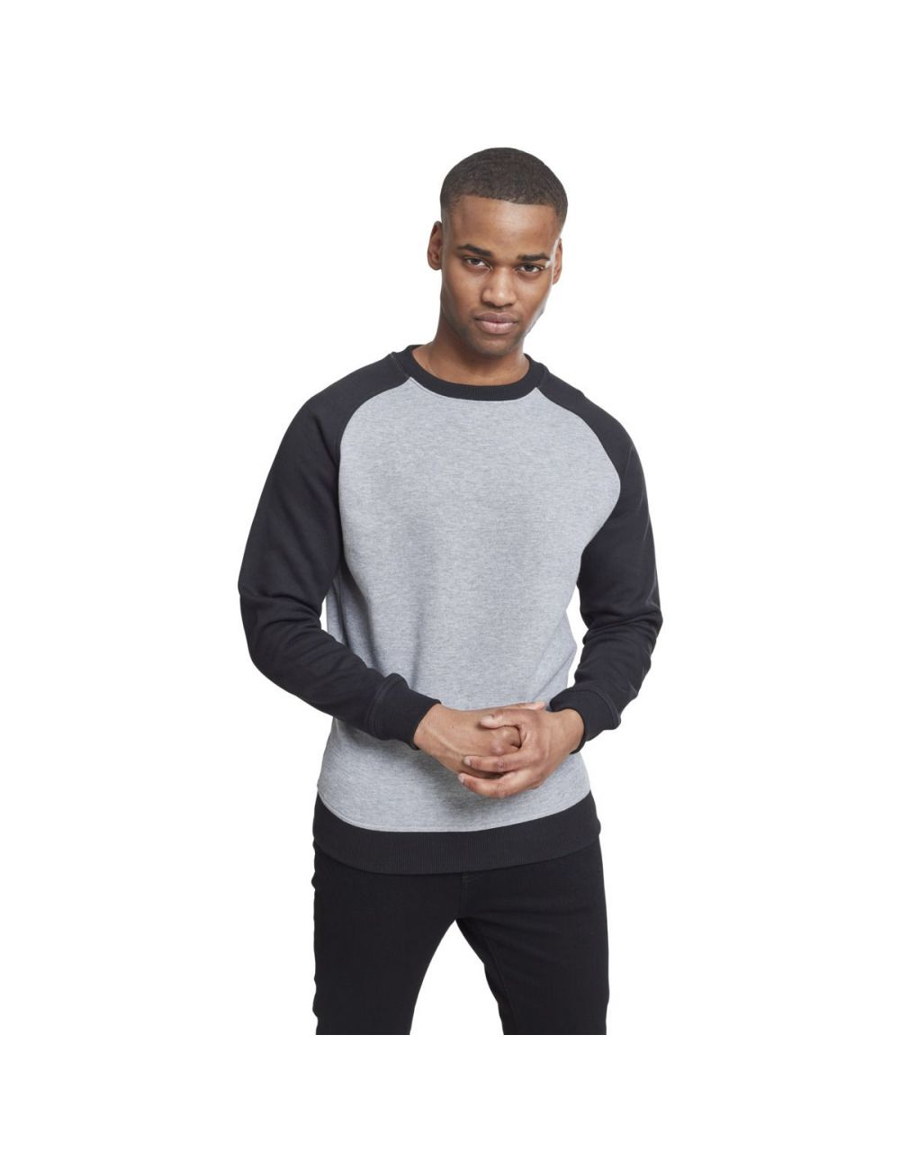 Sweat crewneck raglan