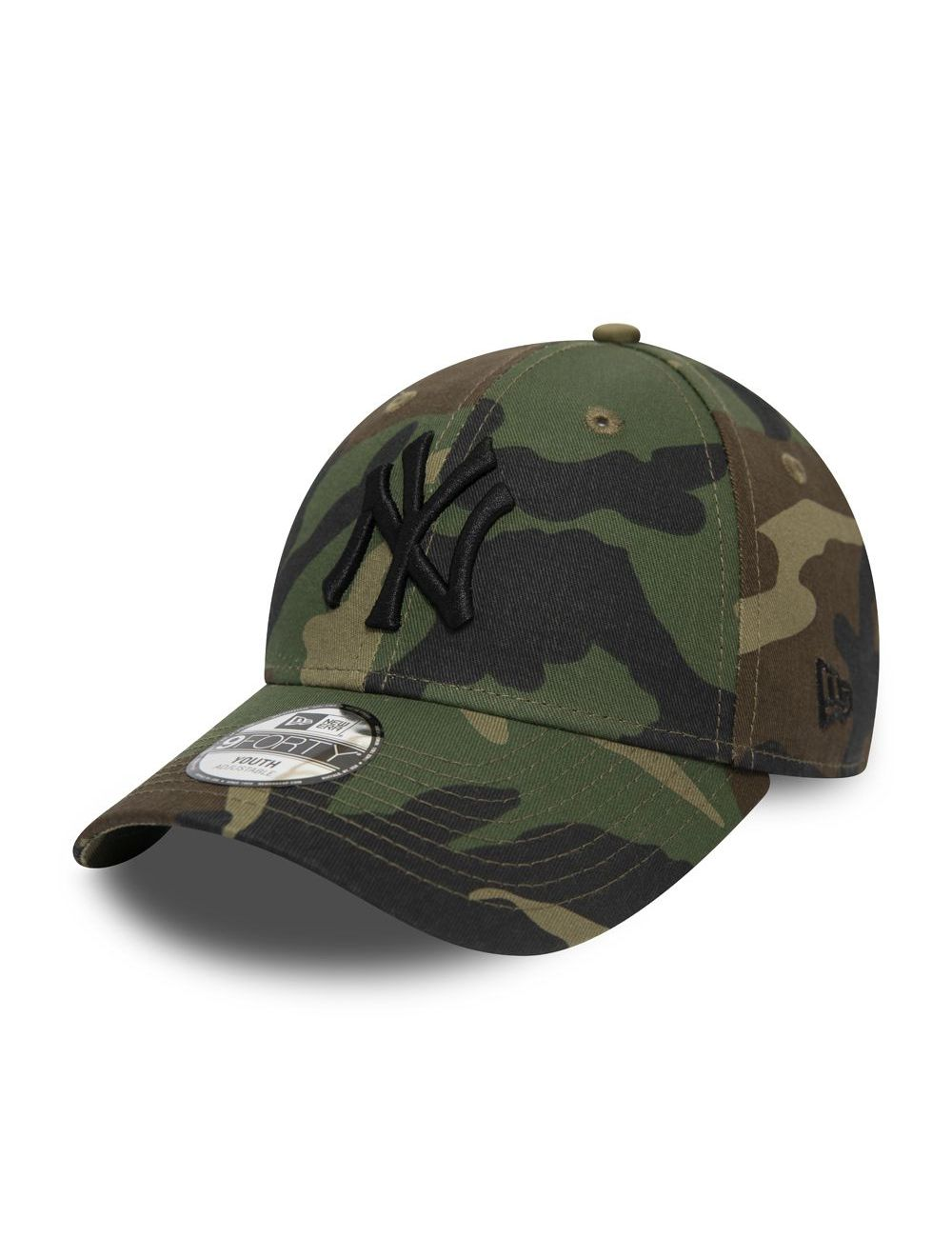 Casquette adolescent New York Yankees CAMO 9FORTY