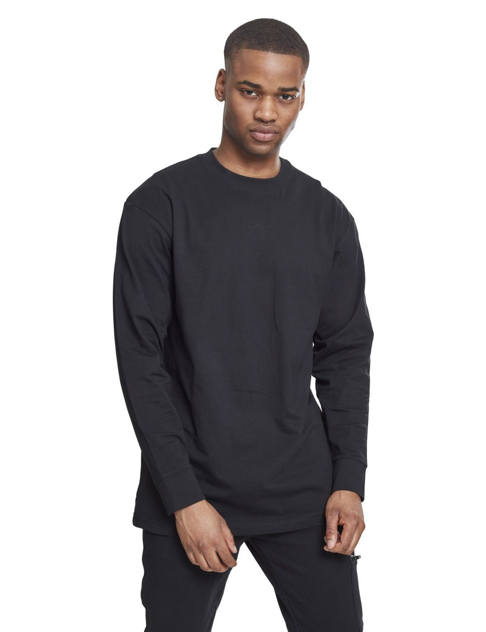 T-shirt manches longues ample