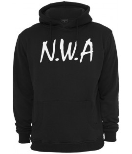 Sweat Capuche NWA Straight Outta Compton x Mister Tee Noir