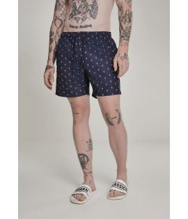 Short de bain Flamingo