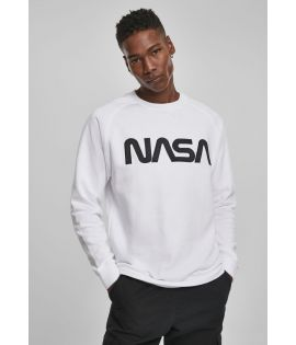 Sweat col rond Space