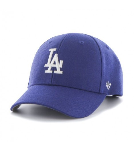 casquette 47 brand la dodgers mvp bleu. Black Bedroom Furniture Sets. Home Design Ideas