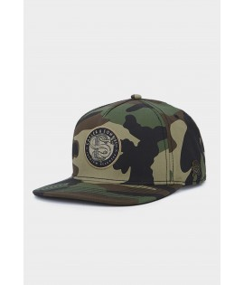 Casquette C&S CL Serpent Cap Camo'