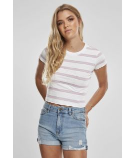 T-shirt court Cropped Tee