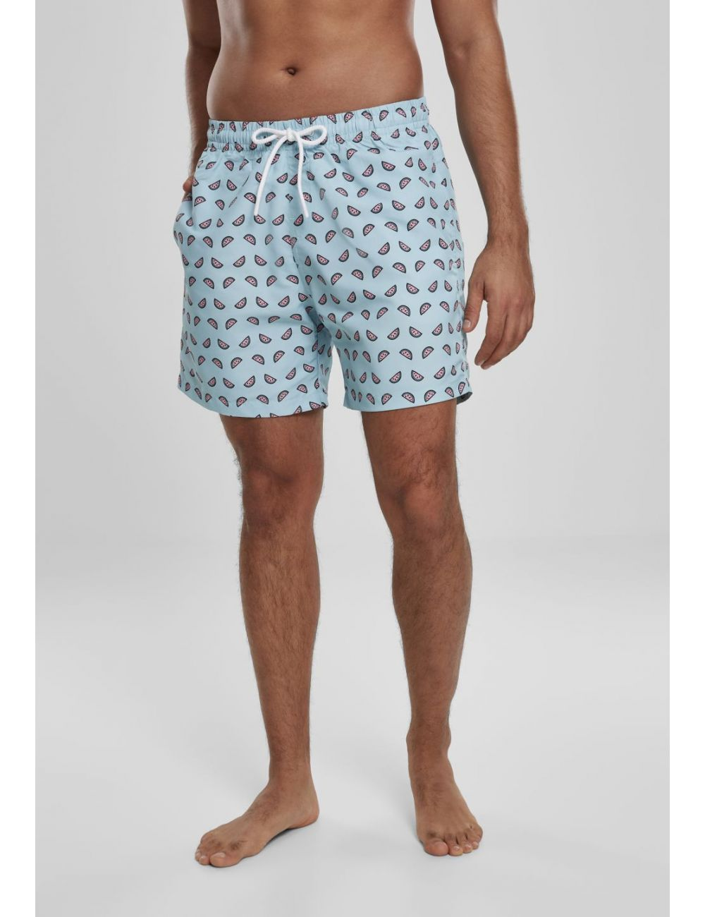 Melon Swim Shorts oceanblue M