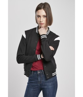 Veste Teddy College