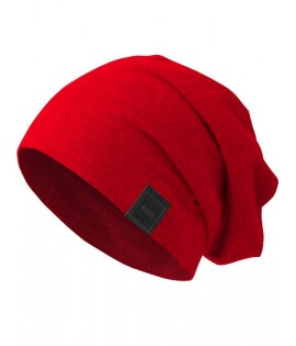Bonnet Jersey Masterdis Rouge Patch Mstrds