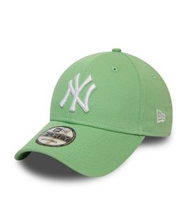 Casquette New Era 9Forty Ligue Essential NY Yankees vert menthe 12380595