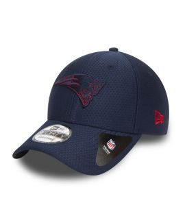 Casquette New Era 9FORTY Velcro New England Patriots bleue 12380839