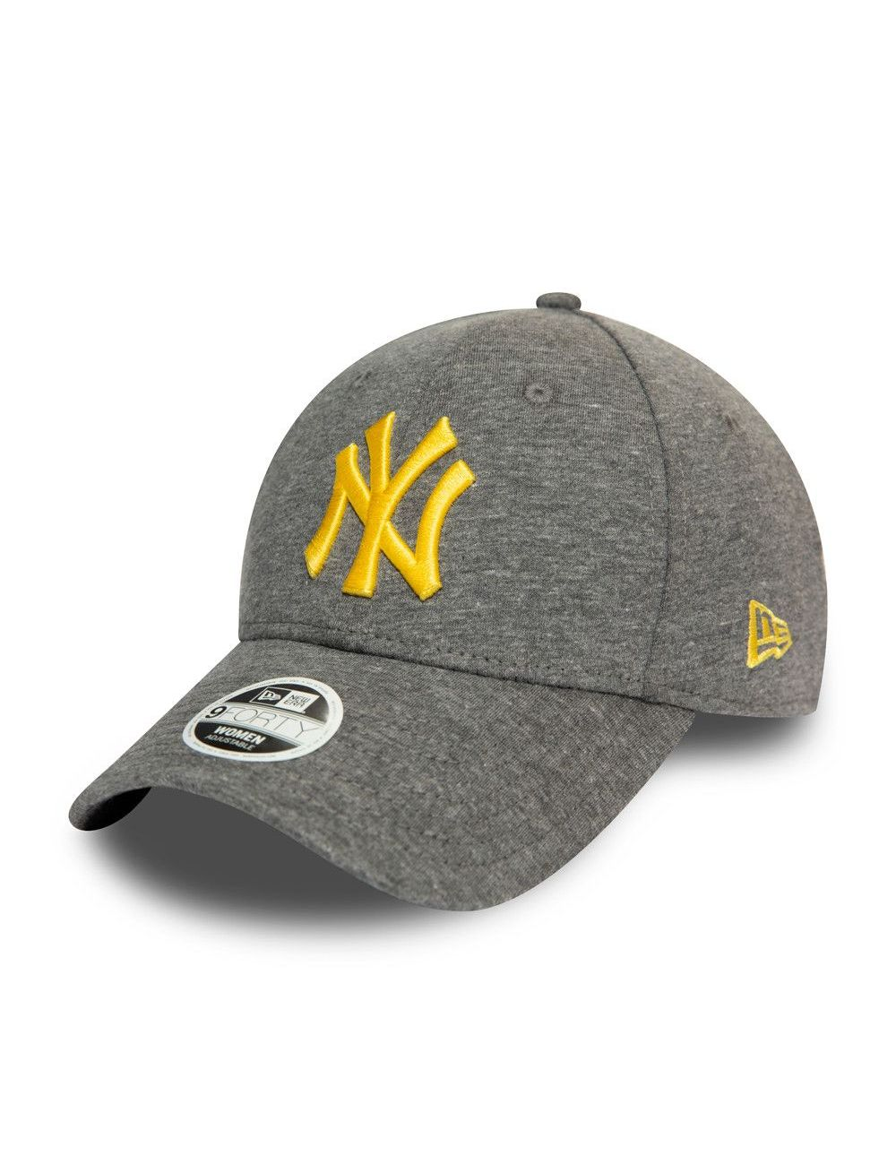 Casquette Femme New Era 9FORTY Jersey New York Yankees charcoal 12380752