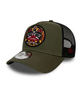 Casquette Trucker Patch USA