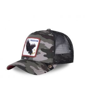 Casquette Trucker Eagle Freedom