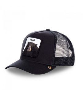 Casquette Trucker Black Bear