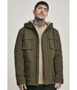Field Jacket darkolive L