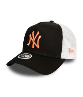 Casquette Femme Trucker Jersey New York Yankees