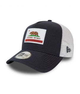 Casquette Trucker California Flag
