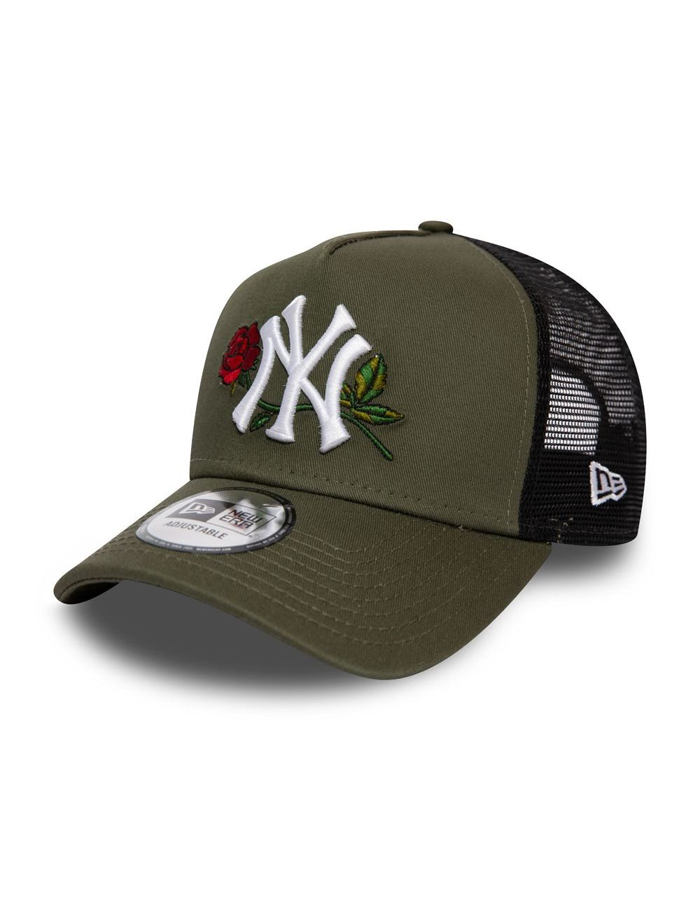 Casquette TRUCKER Twine NY Yankees