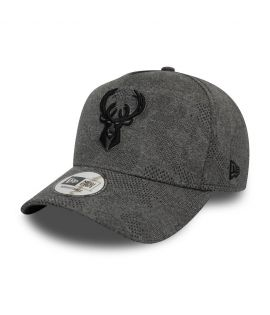 Casquette New Era Milwaukee Bucks A FRAME Essential