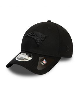 Casquette 9FORTY Black On Black Chicago Bulls