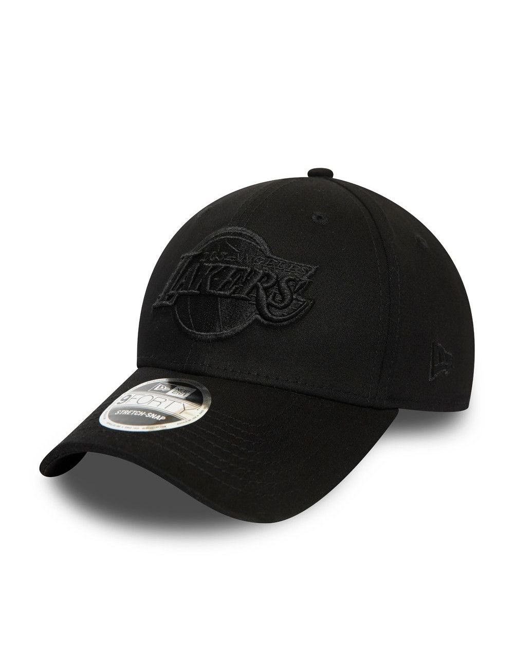Casquette 9FORTY Black On Black Yankees