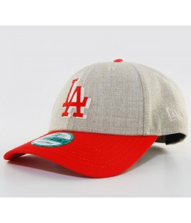 Casquette New Era 940 Los Angeles Dodgers Hether Felt 9Forty
