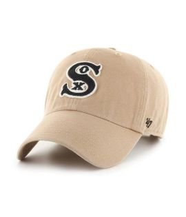 Casquette délavée Chicago White Sox CLEAN UP