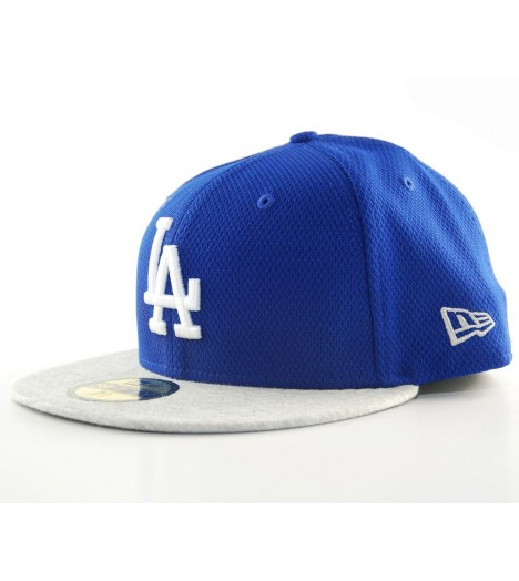 Casquette New Era 59Fifty Los Angeles Dodgers Jersey Diamond