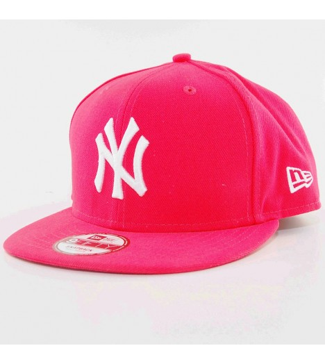 Casquette New Era NY Yankees Infrarouge League Basic 950 Snapback