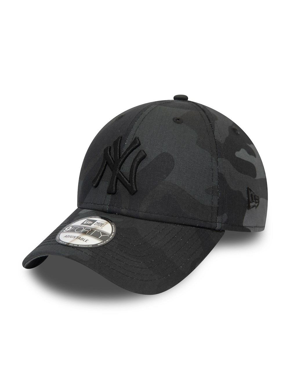 Casquette New York Yankees CAMO 9FORTY
