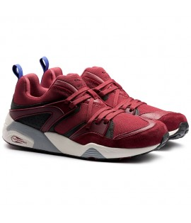 Baskets Puma Select Blaze Of Glory Street Light Bordeaux Trinomic