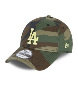 Casquette 9FORTY Camo Los Angeles Dodgers
