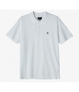 Polo Obey Eighty Nine Blanc