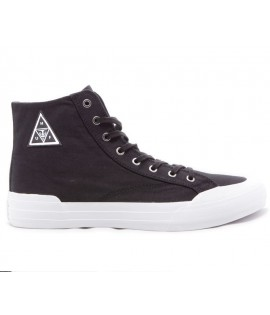 Chaussures Obey x HUF Classic HI Noir